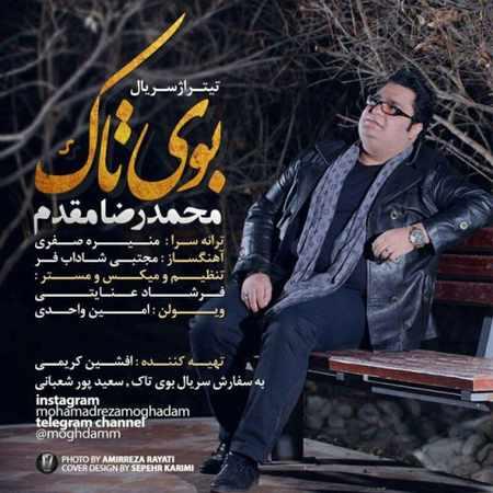 دانلود اهنگ محمدرضا مقدم بوی تاک