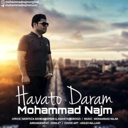 دانلود اهنگ محمد نجم هواتو دارم
